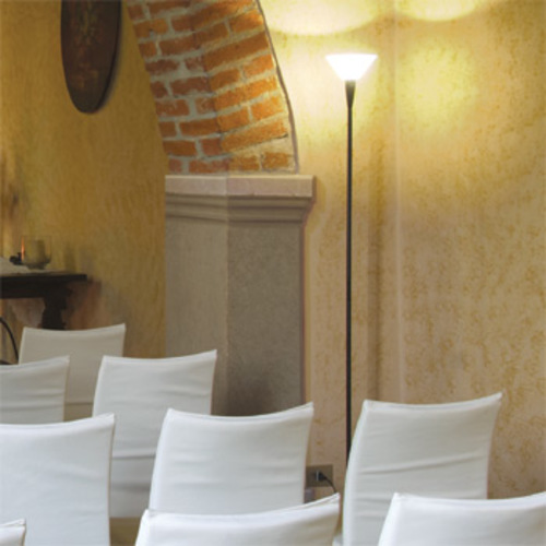Nuova Segno Tre Fontana Arte 2688 BI BL Stehleuchte Pierluigi Cerri