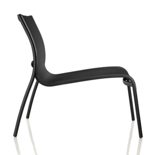 Paso Doble Low Chair Lounger - Magis - Stefano Giovannoni Aluminium