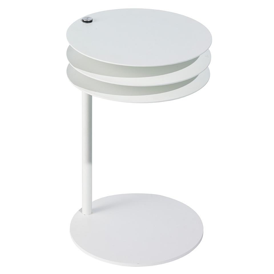 Weisses tischchen top beautiful cool libra kaffee for Kleines weisses tischchen