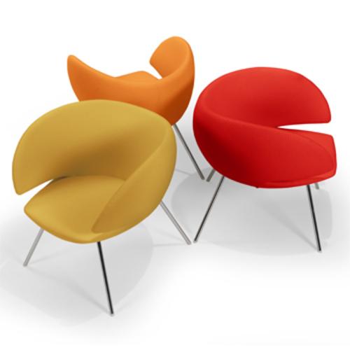Pinq Lounge Artifort Sessel Rene Holten Polstersessel Designsessel