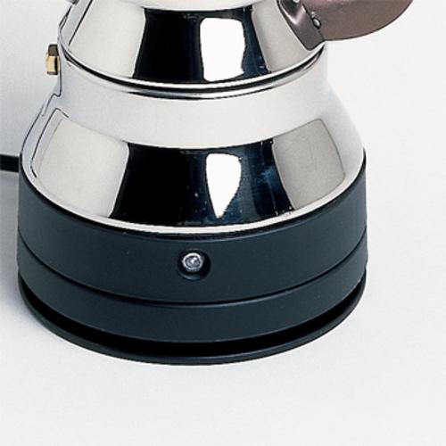 rs07 elektrische espressomaschine alessi richard sapper. Black Bedroom Furniture Sets. Home Design Ideas
