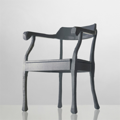 Raw Lounge Chair - Muuto - Jens Fager