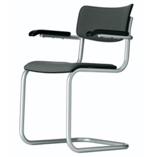 thonet s 533 rf korbstuhl freischwinger ludwig mies van der rohe design. Black Bedroom Furniture Sets. Home Design Ideas