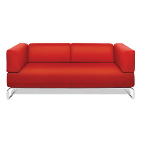 Thonet S 5002 Sofa Zweisitzer James Irvine Polstersofa Wohnzimmer