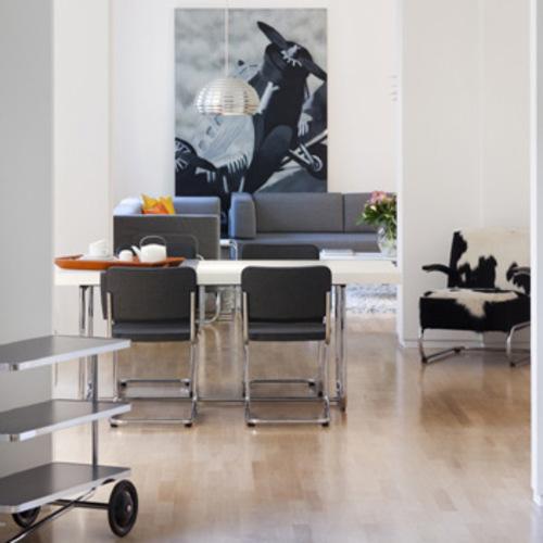 s 32 pv thonet polsterstuhl marcel breuer freischwinger bauhausstuhl. Black Bedroom Furniture Sets. Home Design Ideas