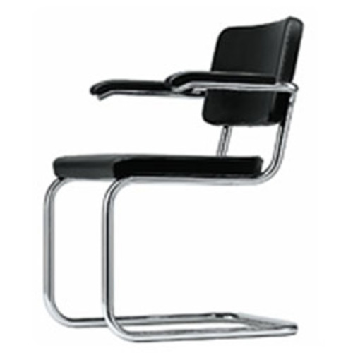 s 64 pv thonet freischwinger marcel breuer armlehnstuhl. Black Bedroom Furniture Sets. Home Design Ideas