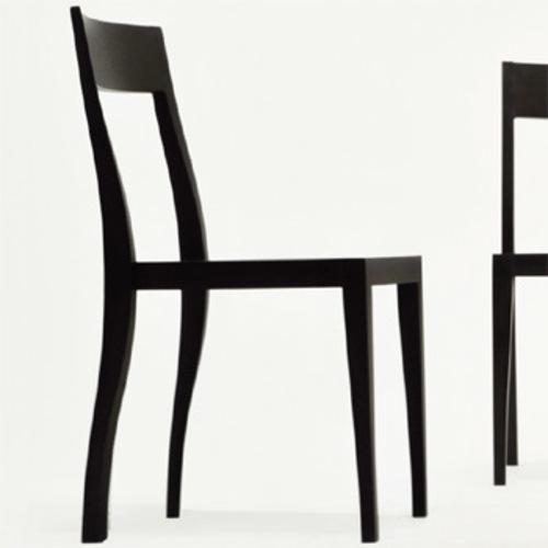 schindlersalmeron flankenschnittstuhl f 01 schwarz gebeizt. Black Bedroom Furniture Sets. Home Design Ideas