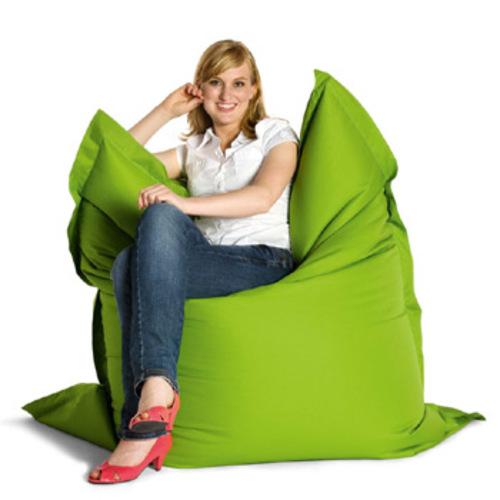 sitting bull sitzsack gr n sitzkissen bodenkissen xxl green. Black Bedroom Furniture Sets. Home Design Ideas