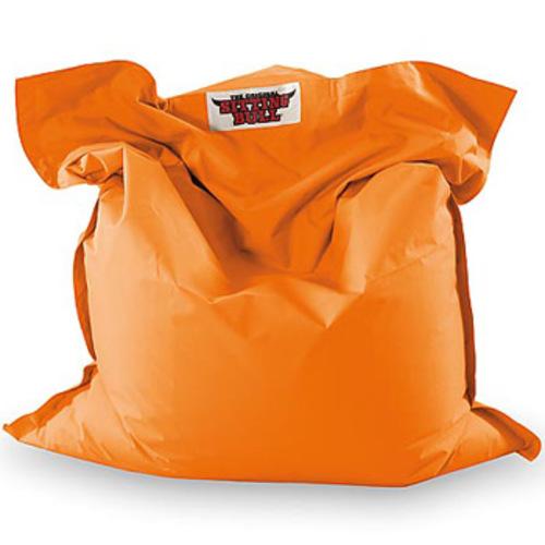 sitting bull orange sitzsack sitzkissen bodenkissen xxl kinder. Black Bedroom Furniture Sets. Home Design Ideas