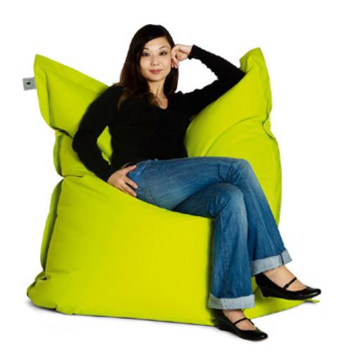 sitting bull outdoor gr n sitzsack green limone sitzkissen xxl. Black Bedroom Furniture Sets. Home Design Ideas