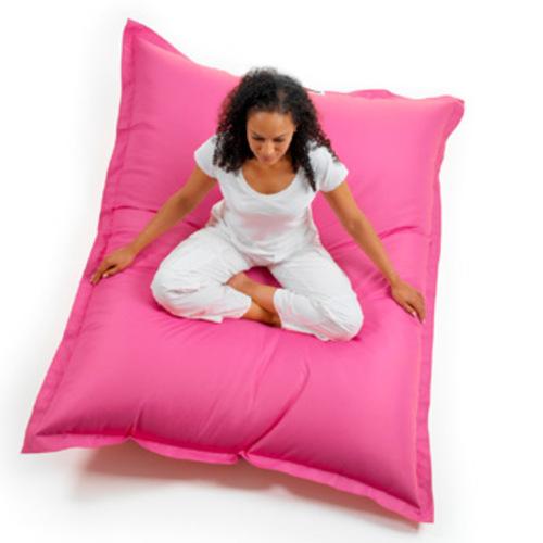 sitting bull sitzsack pink sitzkissen bodenkissen xxl. Black Bedroom Furniture Sets. Home Design Ideas
