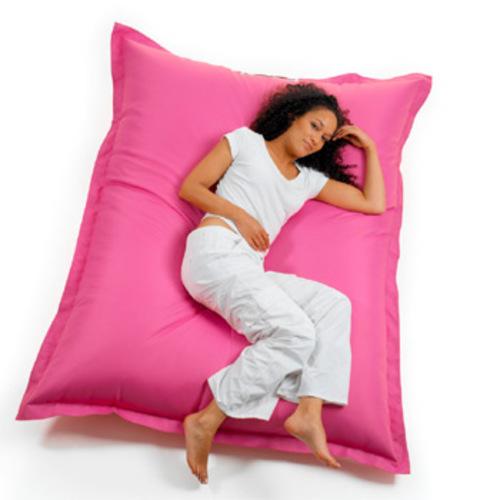 sitting bull sitzsack pink grijzemuren. Black Bedroom Furniture Sets. Home Design Ideas