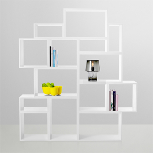Stacked Shelf System Large - Muuto - JDS Architects