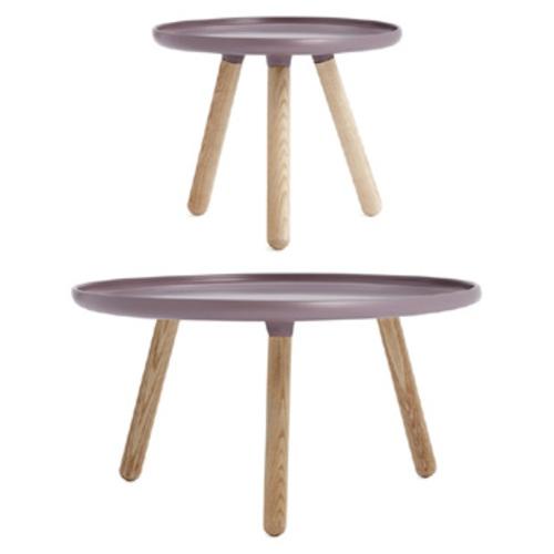 Tablo Table Large Warm Grey / Hellgrau   Normann Copenhagen   Nicolai Wiig  Hansen Couchtisch Beistelltisch