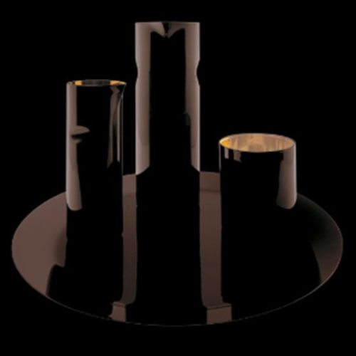 Tea & Coffee Towers Jean Nouvel - Officina Alessi - Jean Nouvel Tee & Kaffeeservice