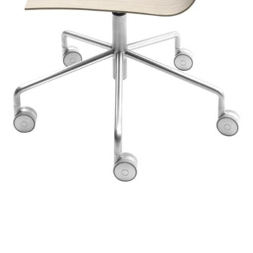 lapalma thin s20 drehstuhl b rostuhl h henverstellbar. Black Bedroom Furniture Sets. Home Design Ideas
