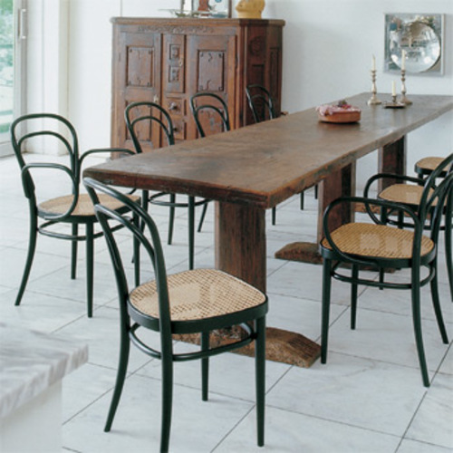 thonet 214 kaffeehausstuhl wiener bugholzstuhl klassiker. Black Bedroom Furniture Sets. Home Design Ideas
