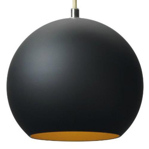 deckenleuchte schwarz gold maserlo led deckenleuchte. Black Bedroom Furniture Sets. Home Design Ideas