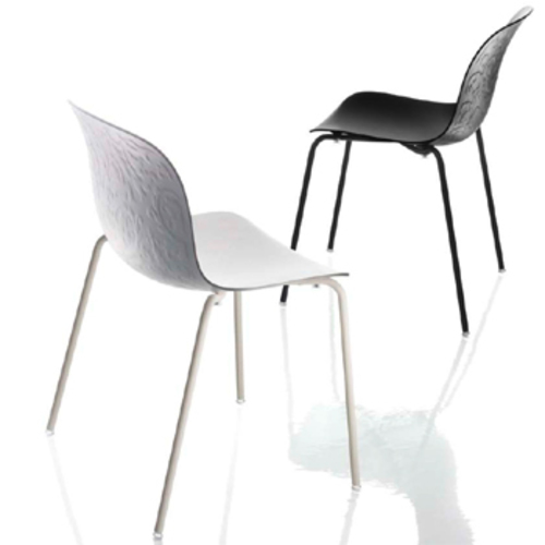 Magis troy chair holzstuhl marcel wanders reliefmuster for Marcel wanders stuhl