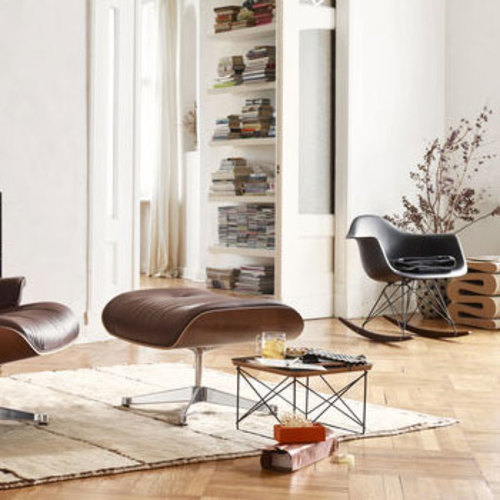 vitra occasional table ltr beistelltisch schwarz charles ray eames. Black Bedroom Furniture Sets. Home Design Ideas