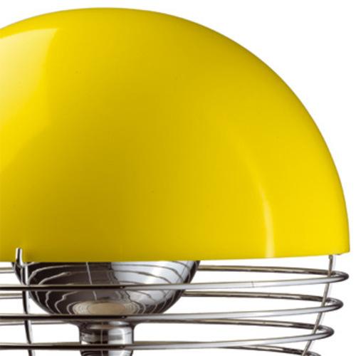 panton wire yellow verpan bodenleuchte gelb tischleuchte lampe design. Black Bedroom Furniture Sets. Home Design Ideas