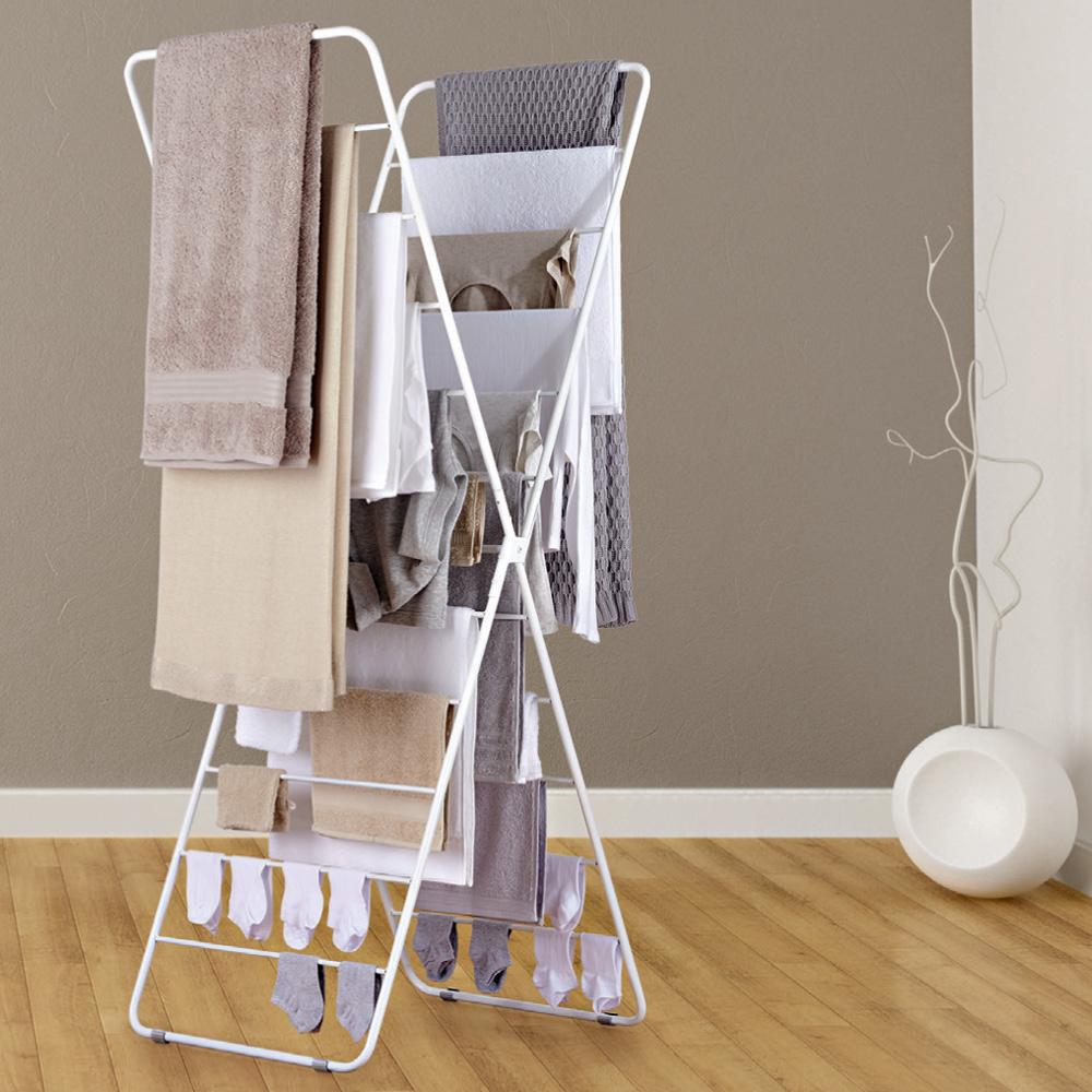 X Dryer Wäscheständer Wäschehalter Aufhängen X Dry Wäsche Trocknen