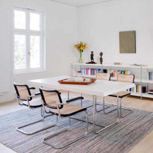 thonet s 64 freischwinger marcel breuer stahlrohrstuhl. Black Bedroom Furniture Sets. Home Design Ideas