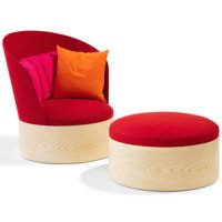Easy Chair B25 Sessel - Bla Station - Cate & Nelson Loungesessel