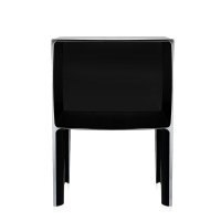 Small Ghost Buster Kommode in Schwarz - Kartell - Philippe Starck & Eugeni Quitllet