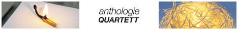 Produkte von > anthologie Quartett < anzeigen