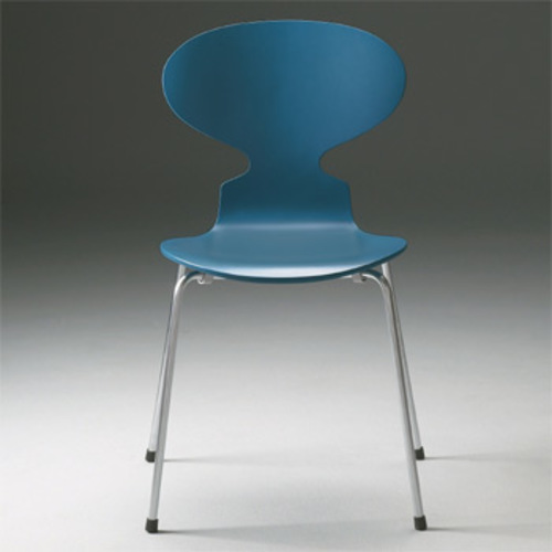 Arne Jacobsen Ameise fritz hansen ameise 3100 3101 arne jacobsen stahlrohrstuhl the ant