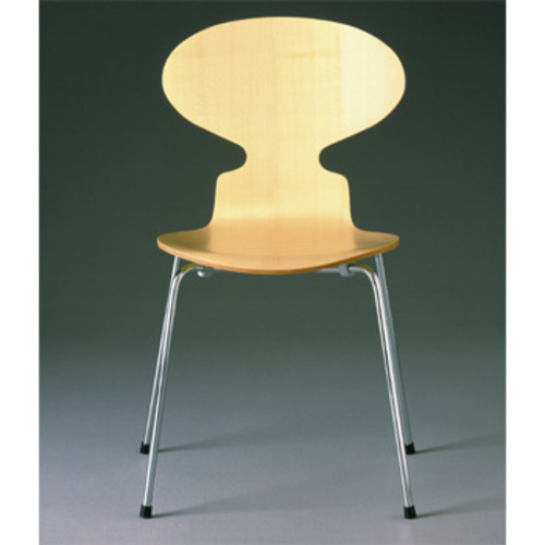fritz hansen ameise 3100 3101 arne jacobsen stahlrohrstuhl. Black Bedroom Furniture Sets. Home Design Ideas