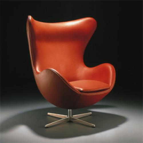 fritz hansen egg chair ei sessel arne jacobsen modell 3316 sternfuß, Hause deko
