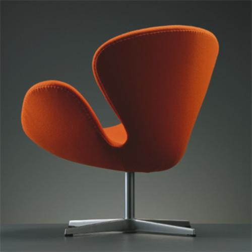 Drehsessel stoff  Swan Chair Arne Jacobsen 3320 Schwan Sessel Fritz Hansen Drehsessel
