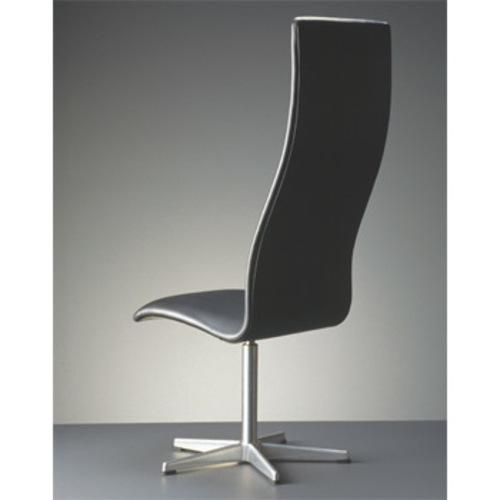 Bürostuhl ohne rollen holz  Oxford Bürostuhl mit Rollen 3191/ 3192/ 3193 Fritz Hansen Arne ...
