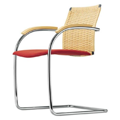 s 78 r thonet freischwinger andreas krob stahlrohrstuhl. Black Bedroom Furniture Sets. Home Design Ideas