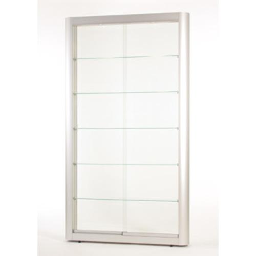 sdb oblique 2000 vitrine t r schloss glas wandvitrine vitrinenschrank. Black Bedroom Furniture Sets. Home Design Ideas