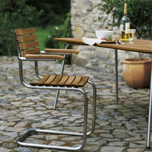 thonet s 1040 outdoortisch stahlrohrtisch gartentisch balkontisch design. Black Bedroom Furniture Sets. Home Design Ideas