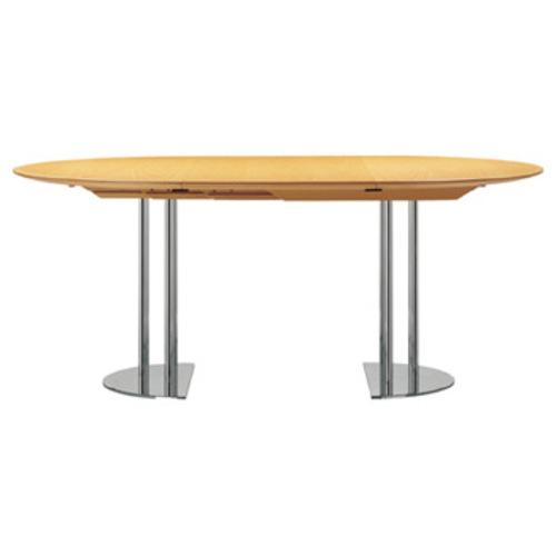 Esstisch ausziehbar rund buche tisch rund ausziehbar for Esszimmertisch ausziehbar buche